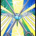 Empowering Tarot Two Swords