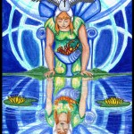 Empowering Daily Tarot Queen Cups